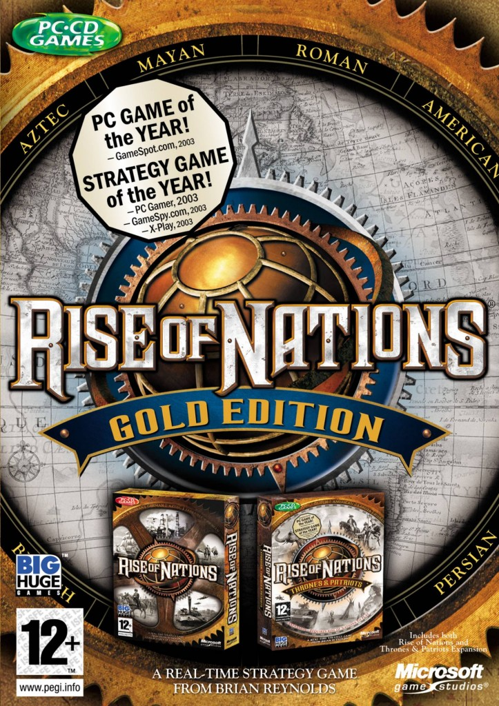 download free game rise of nations full version