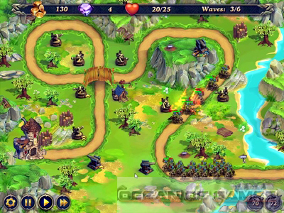 free tower defence games for pc