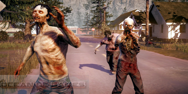 State of Decay Breakdown Features