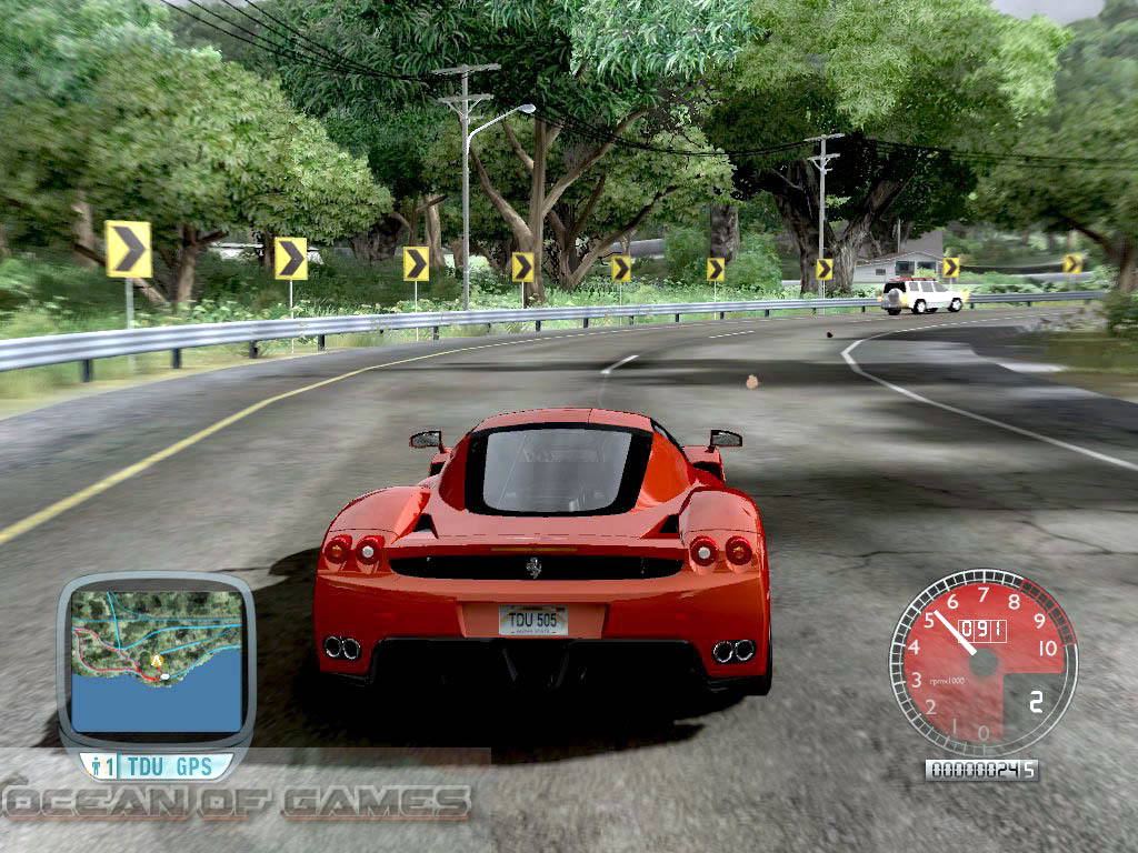 Test Drive Unlimited 2 Setup Free Download