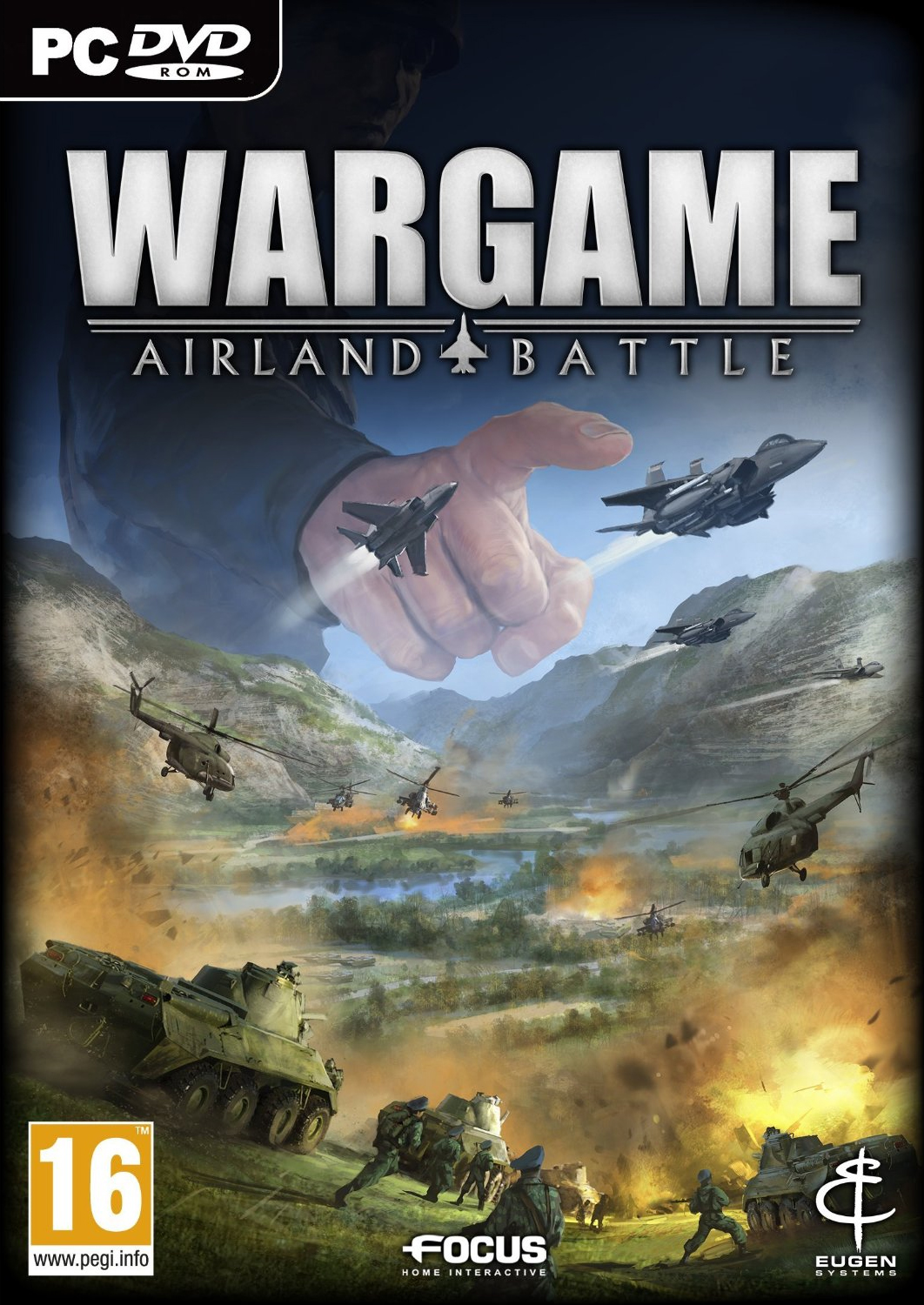 Wargame Airland Battle Free Download