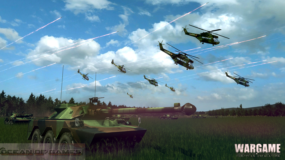 Wargame European Escalation Setup Download For Free