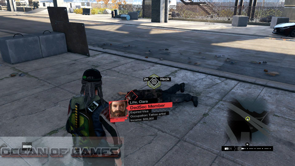 Watch Dogs Bad Blood PC Game