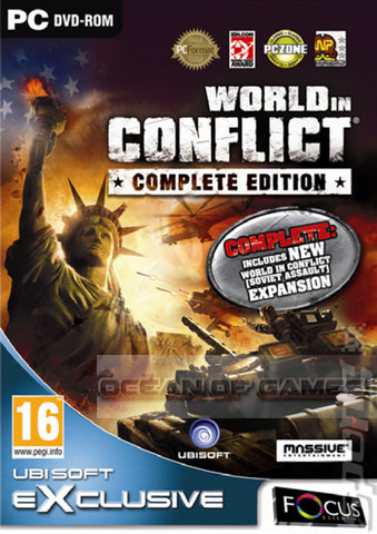 World in Conflict Complete Edition Free Download