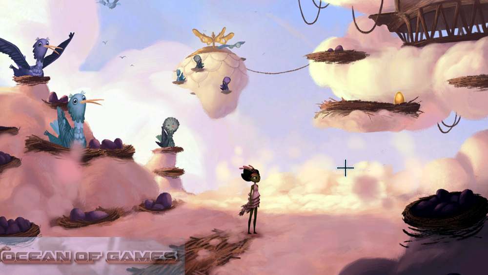Broken Age Free Download PC Game