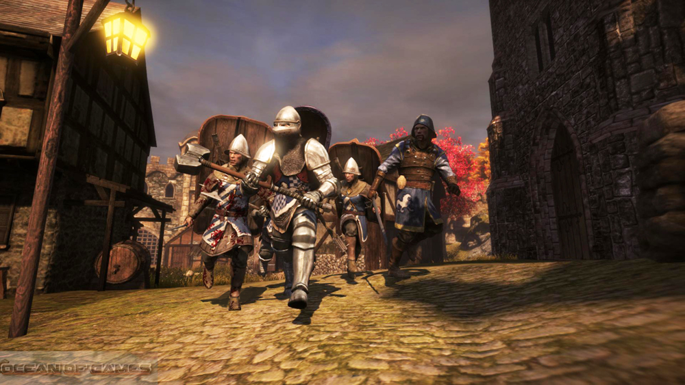 Download Chivalry Medieval Warfare Torrent PC 2012