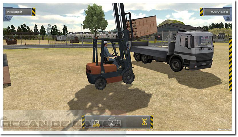 Construction Simulator 2012 Features