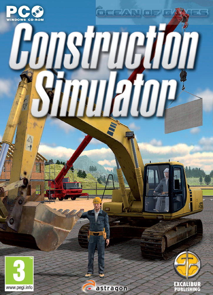 Construction Simulator 2012 Free Download