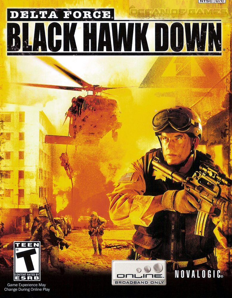 Black Hawk Down Online Game 14