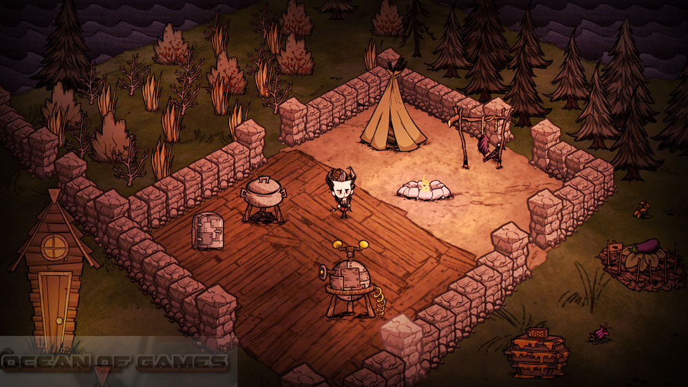 Don't Starve Setup Free Download