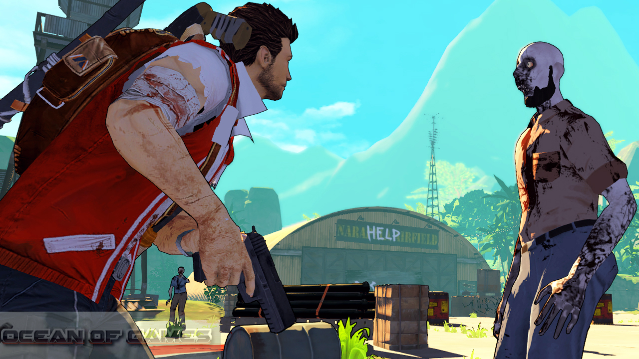 Escape Dead Island Game Free Download - pcgamefreetop.com
