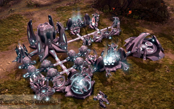 Grey Goo 2015 PC Game Features