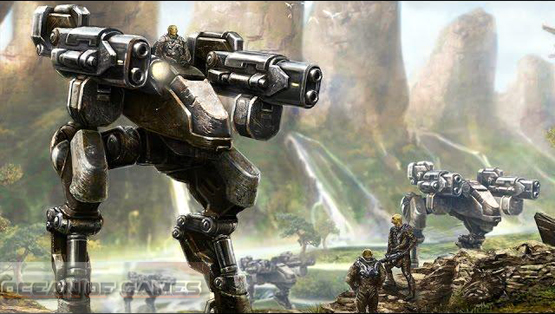 Grey Goo Setup Free Download