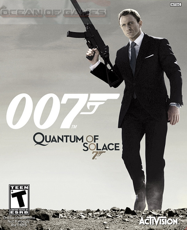James Bond 007 Quantum of Solace Free Download