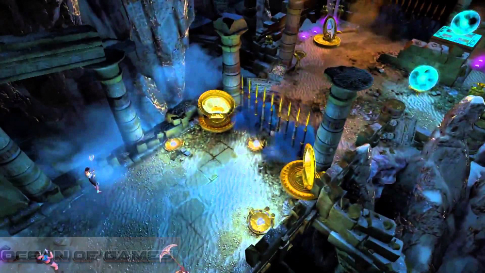 Lara Croft and The Temple of Osiris 2014 PC Game Download For Free