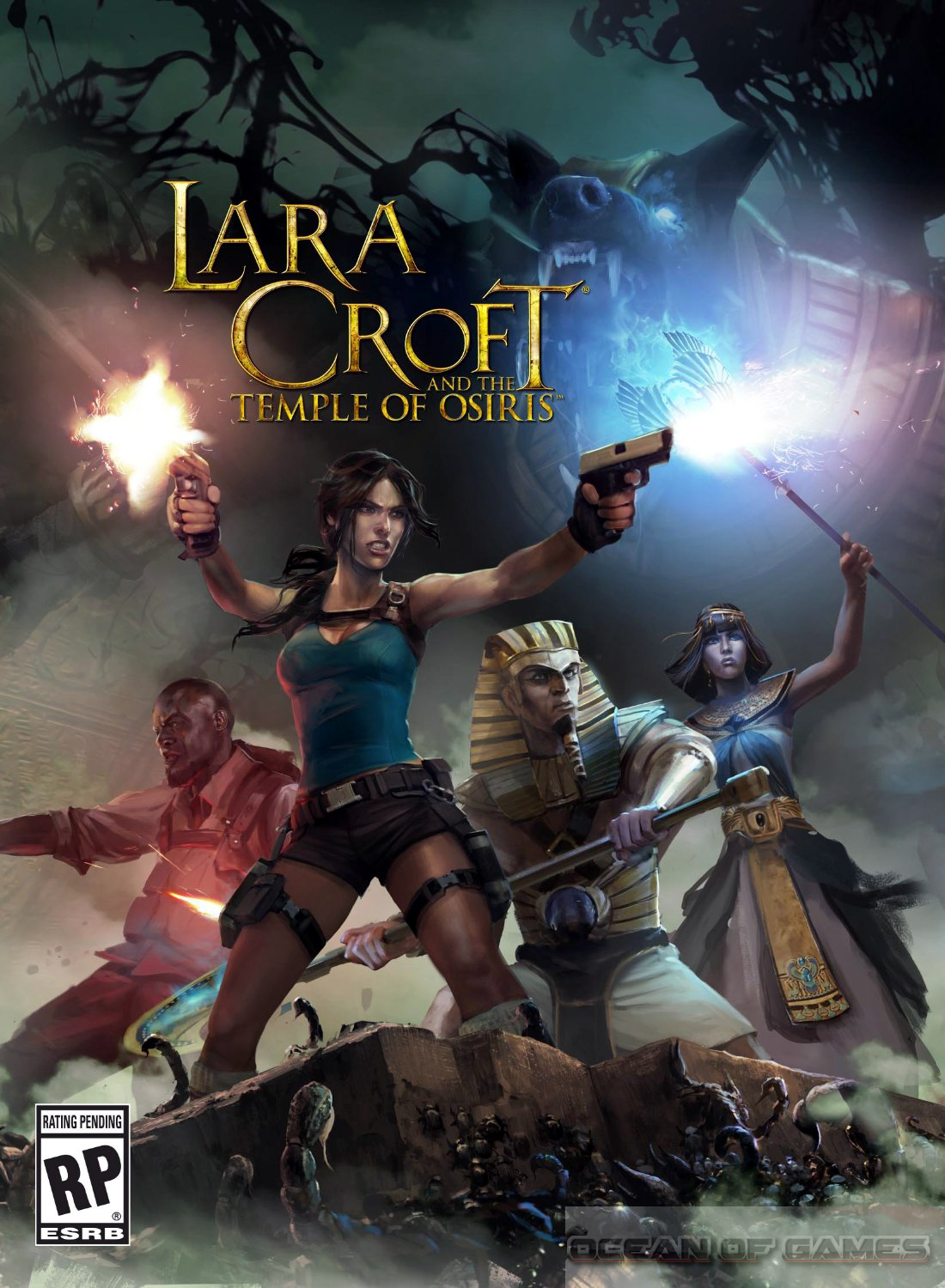 Lara Croft and the Temple of Osiris 2014 Free Download