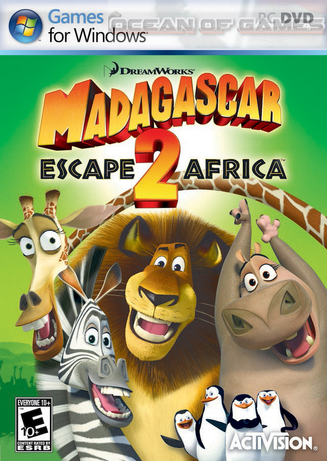 Escape 2 Africa PC Game Free Download