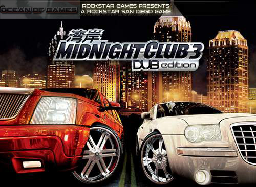 Midnight Club 3 Setup Free Download