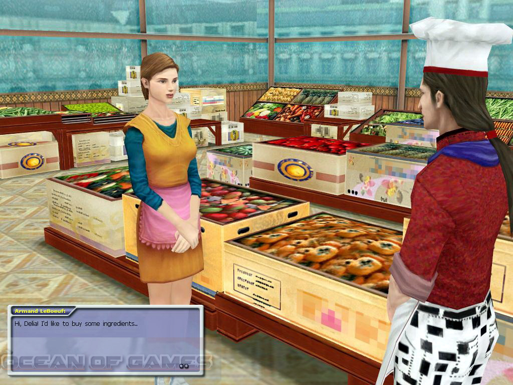 Restaurant empire (2003) pc review and full download | old pc gaming.