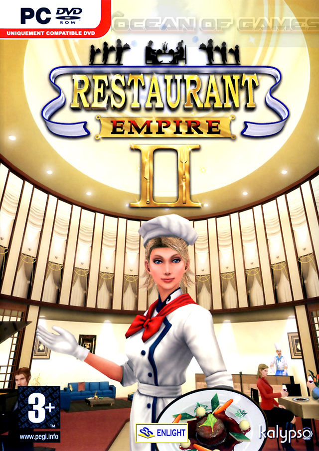 Restaurant empire game review download and play free version!