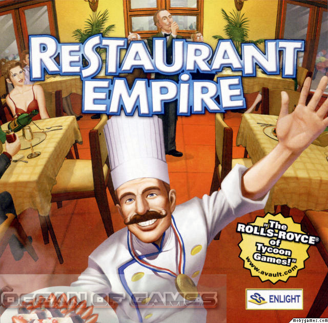 Restaurant Empire Setup Download For Free