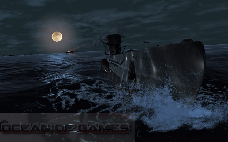 Silent Hunter 5 Battle of Atlantic Setup Free Download