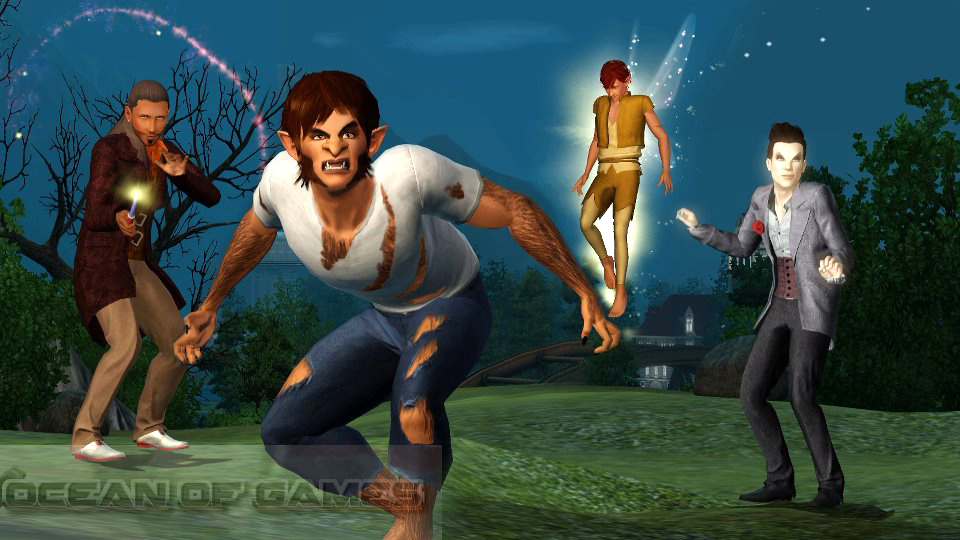 Sims 3 Supernatural Download For Free