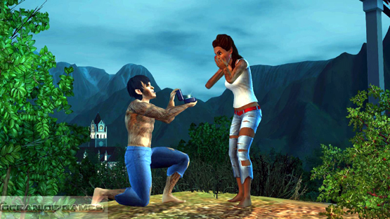 The Sims 3 Supernatural Features