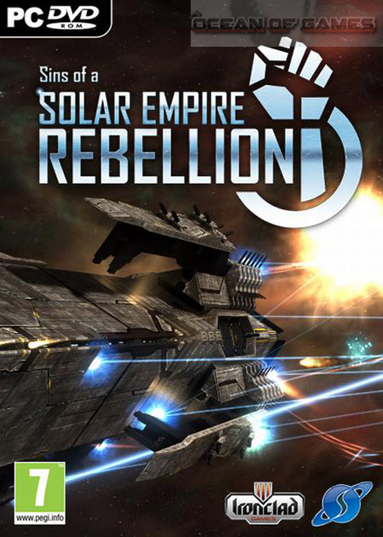 Sins of Solar Empire Rebellion Setup Free Download