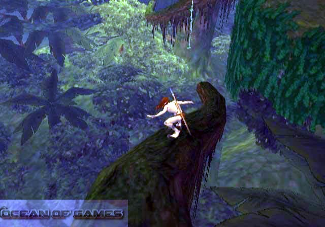 Tarzan PC Game Features