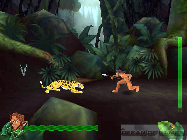 Download Game Tarzan Action