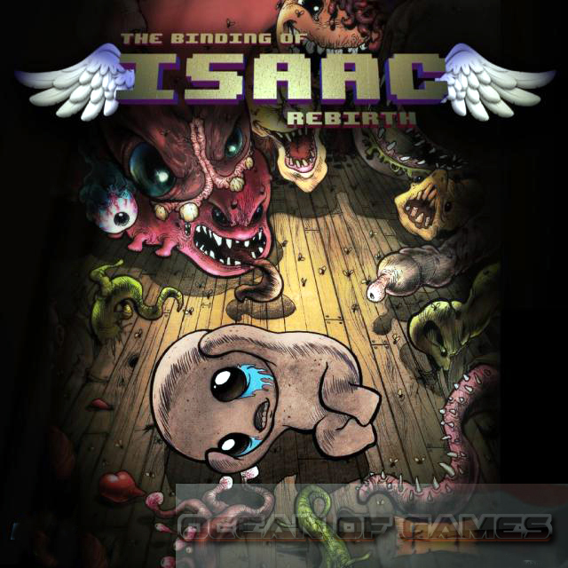 binding of isaac game free download