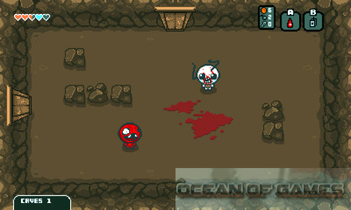 the binding of isaac online game