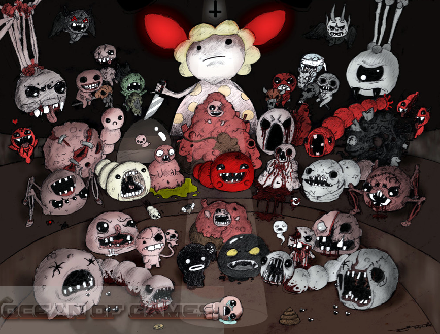 binding of isaac free download pc