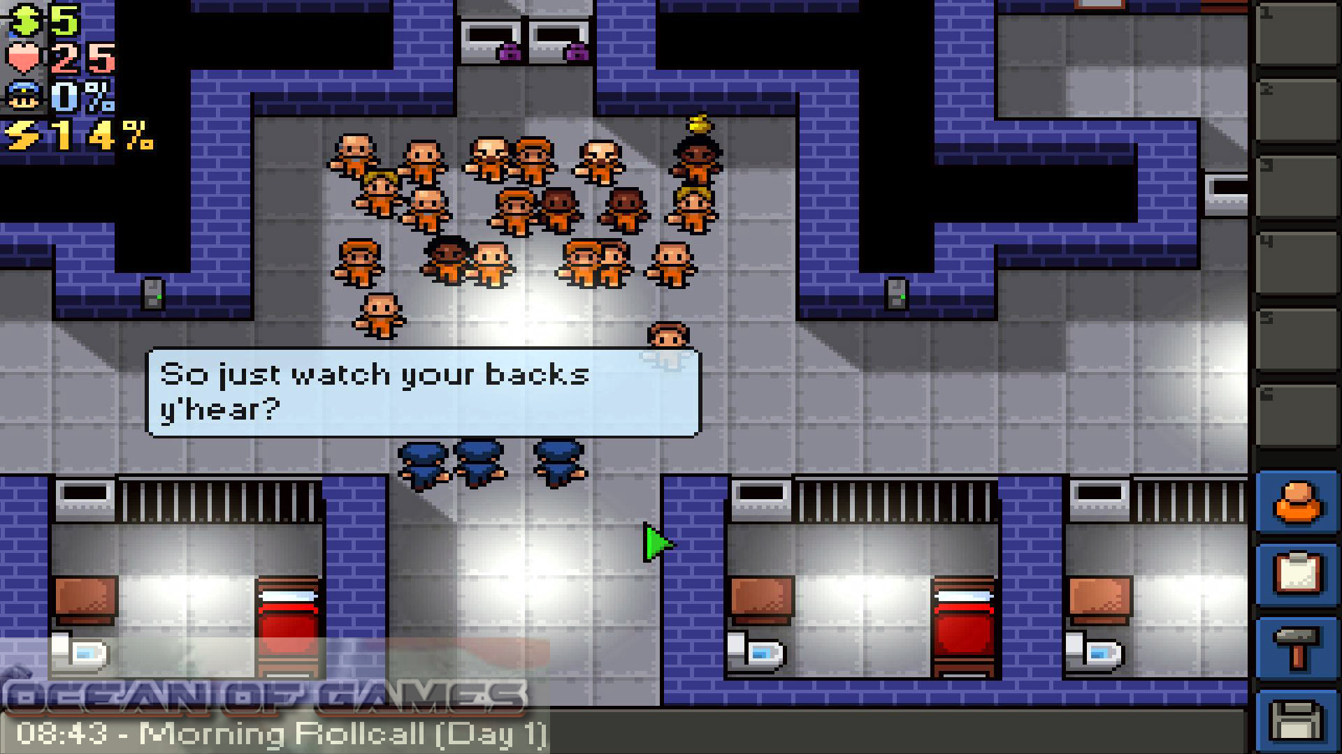 the escapist prison game free download