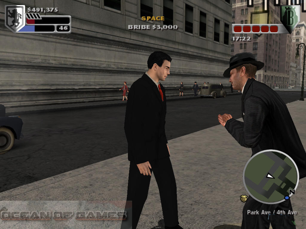 The Godfather The Game Setup Free Download