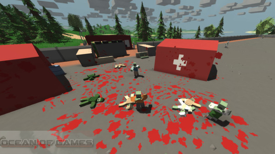 Unturned Features