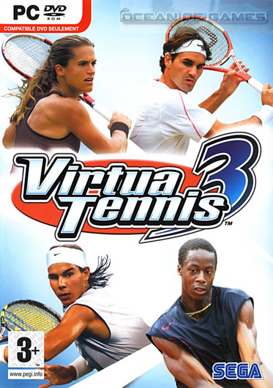 Virtua Tennis 3 Download For Free