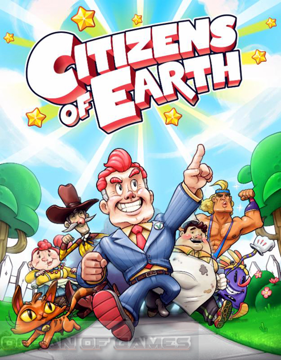 Citizens of Earth Setup Free Download