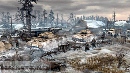 company of heroes 2 multiplayer crack games