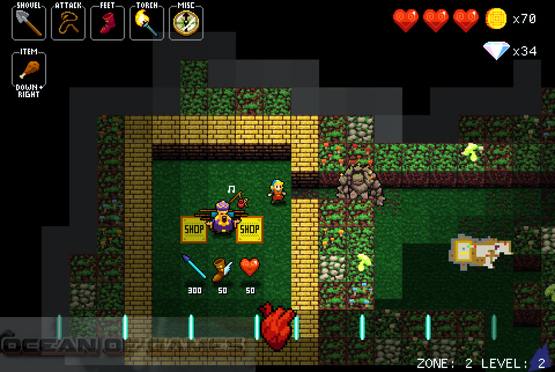 Crypt of The Necrodancer Alpha Download For Free