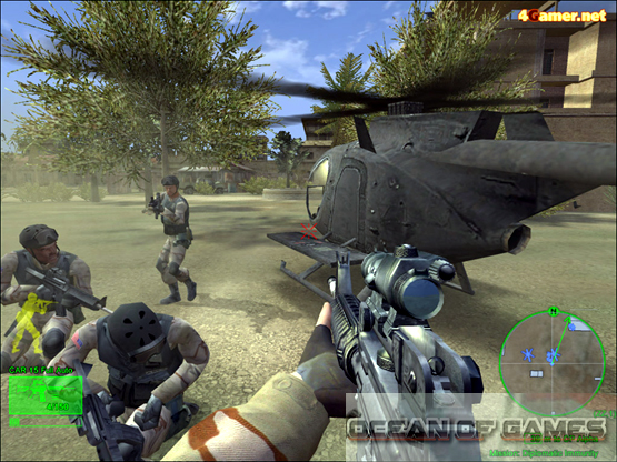 Delta Force Black Hawk Down Team Sabre Free Download