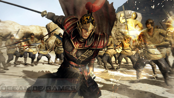 Dynasty Warriors 8 Empires Features