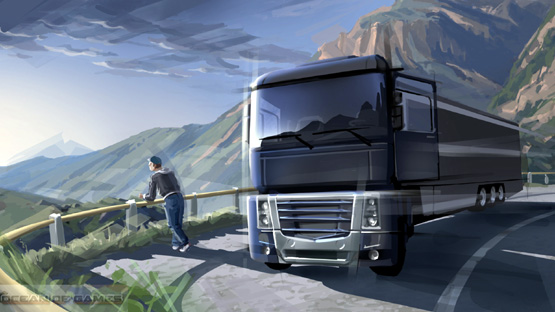 euro truck simulator 4 free download