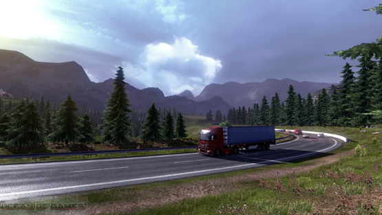 Euro Truck Simulator Setup Download For Free