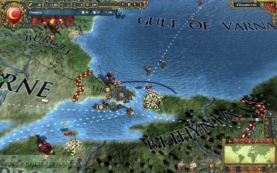 Europa Universalis IV collection Features