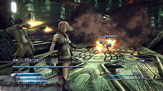 Final Fantasy XIII-2 Free Download