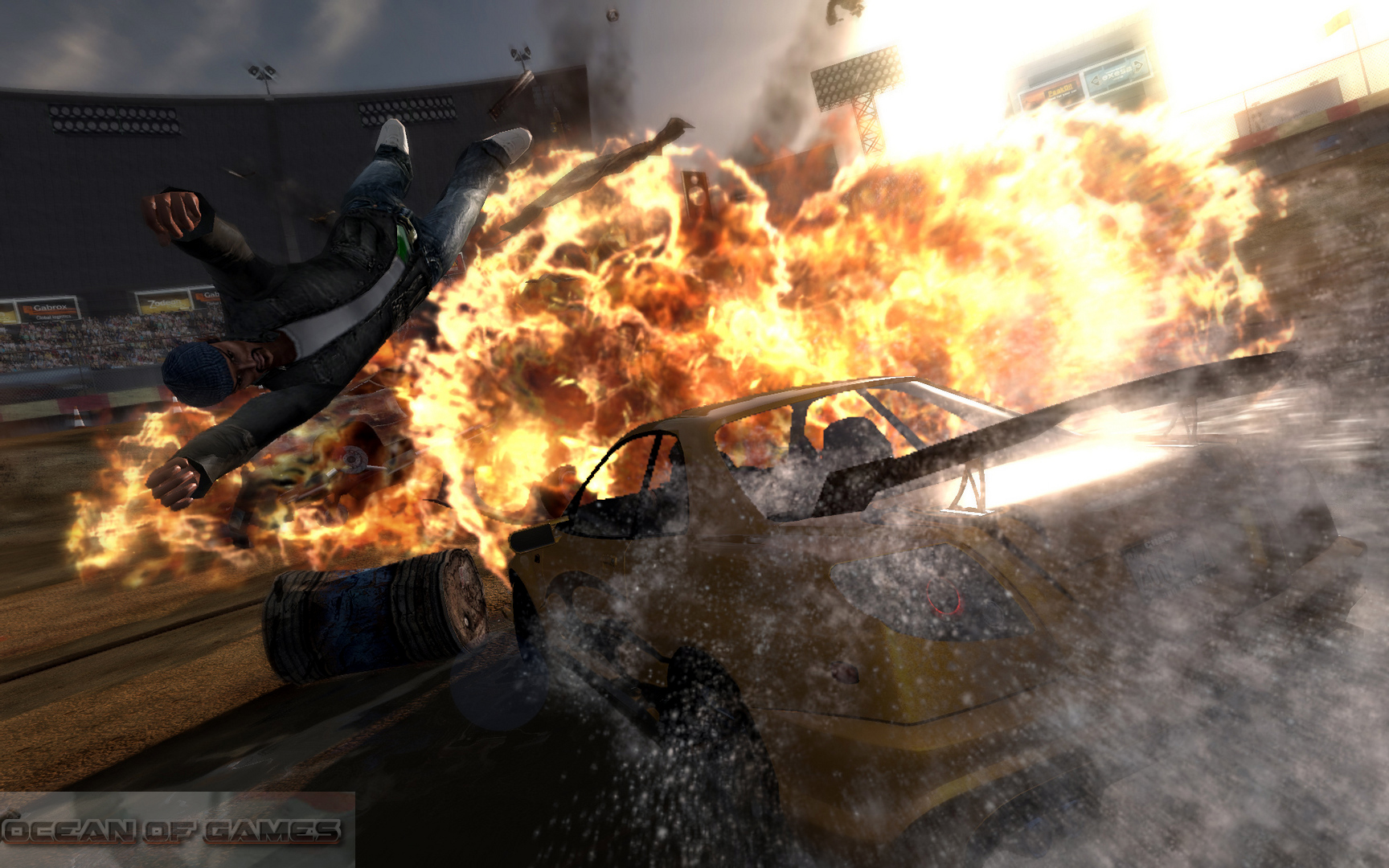 FlatOut Ultimate Carnage Download Free