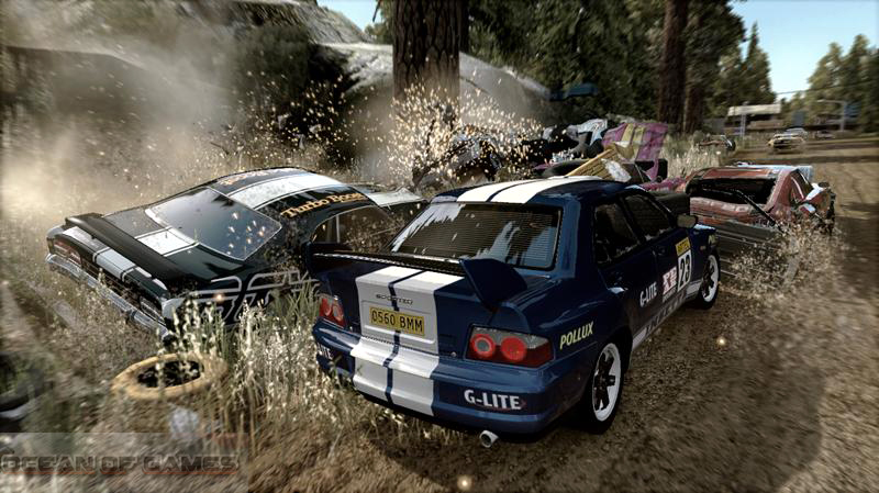 FlatOut Ultimate Carnage Setup Free Download