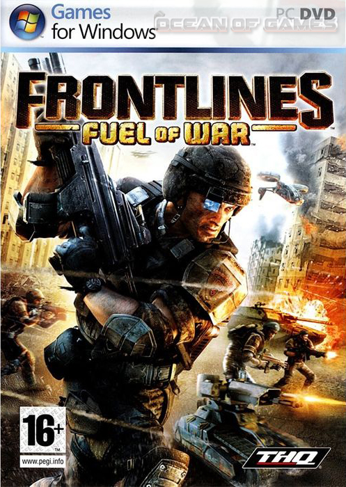 Fuel Frontlines Fuel Of War Setup Free Download